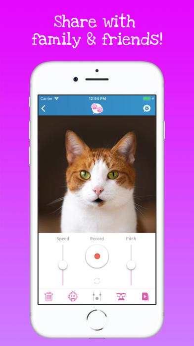 My Talking Pet 2 Screenshot