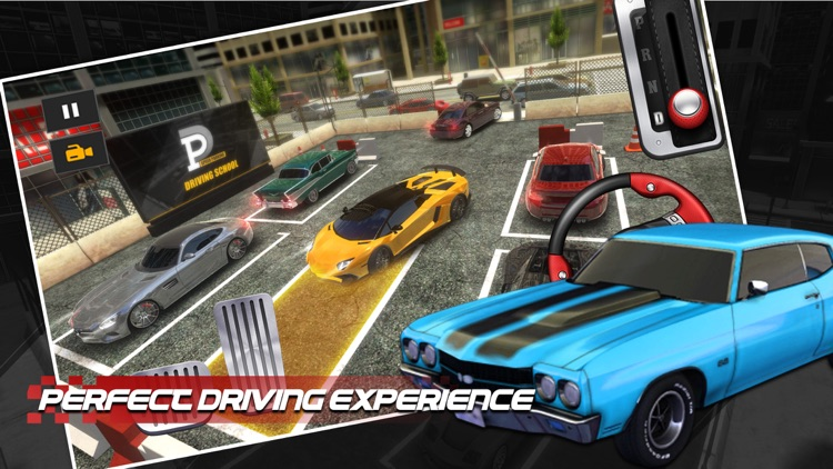 Perfect Parking 3D Simulator