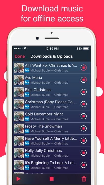 Stream Music Player Lite screenshot-3
