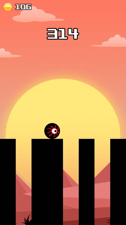 Hero Jump - Stickman Parkour screenshot-2