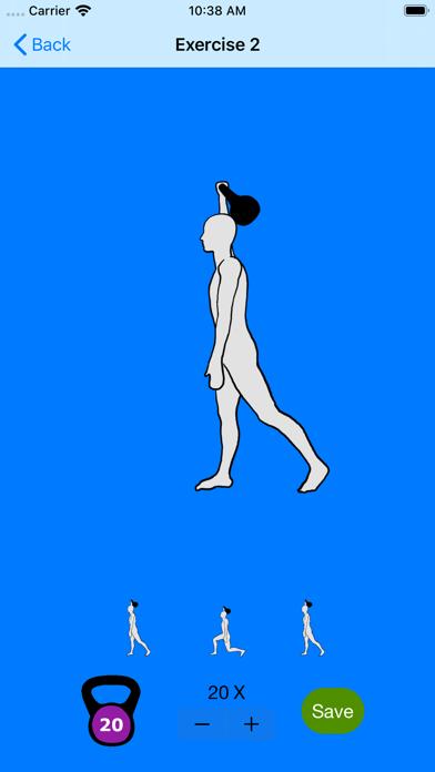 男性用ケトルベルのエクササイズのおすすめ画像6