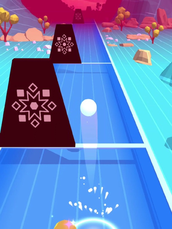 Rhythm Ball 3D screenshot 9