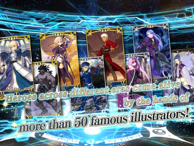 Fate/Grand Order (English) on the App Store