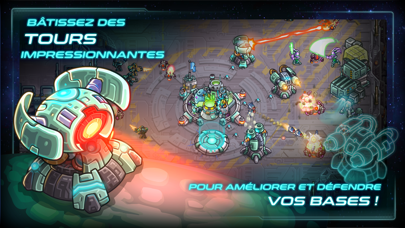 Screenshot #2 pour Iron Marines