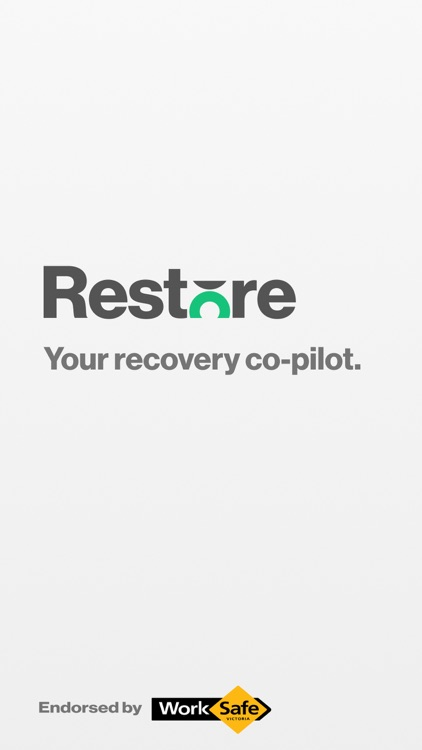 Restore: Worker Recovery screenshot-0