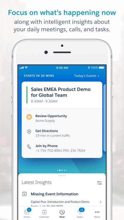 Salesforce Inbox screenshot-5