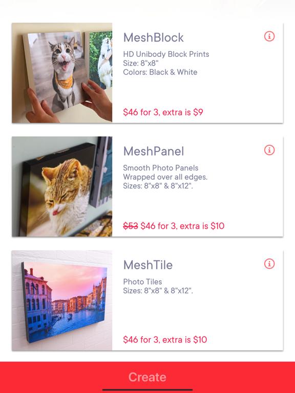 Printage™ Stickable Canvas Art screenshot