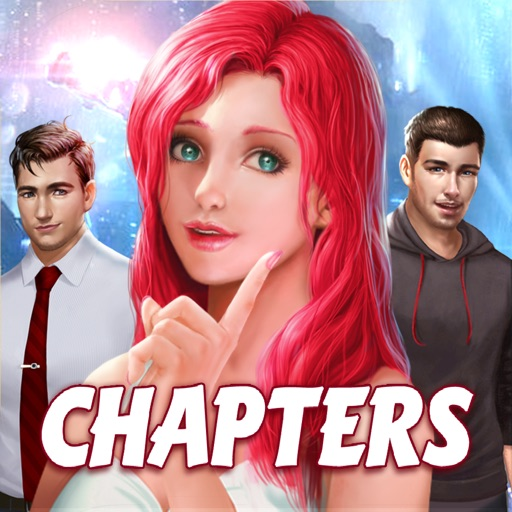 Chapters: Interactive Stories app logo