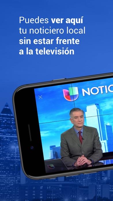 Univision 23 Dallas screenshot 1