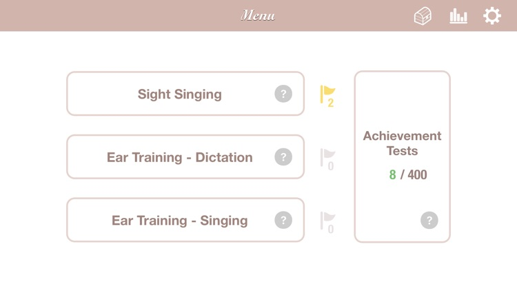 Sight Singing Pro - Full screenshot-1