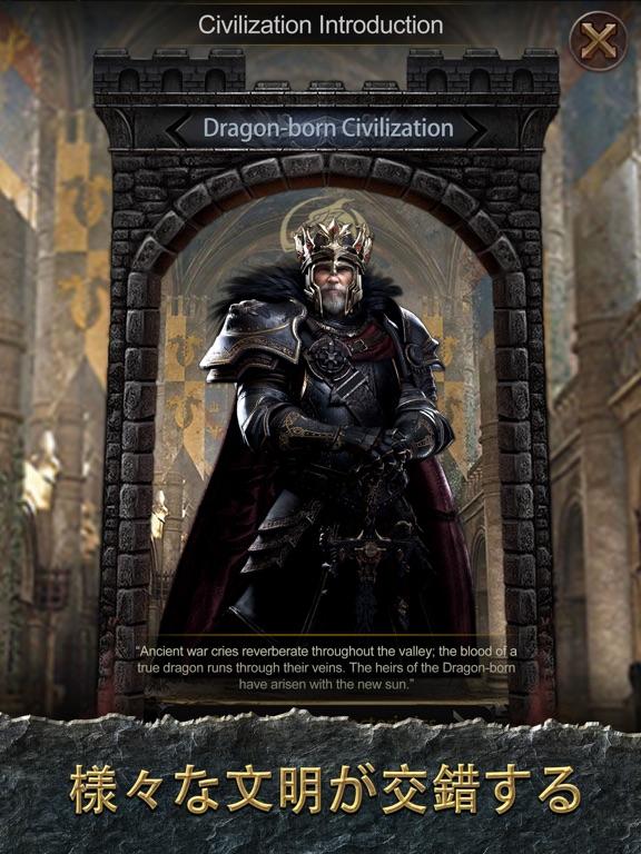 クラッシュ オブ キングス-「城育成シミュレーションRPG」のおすすめ画像4