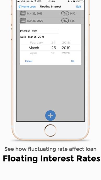 Loan Calculator - Money Saver screenshot-8