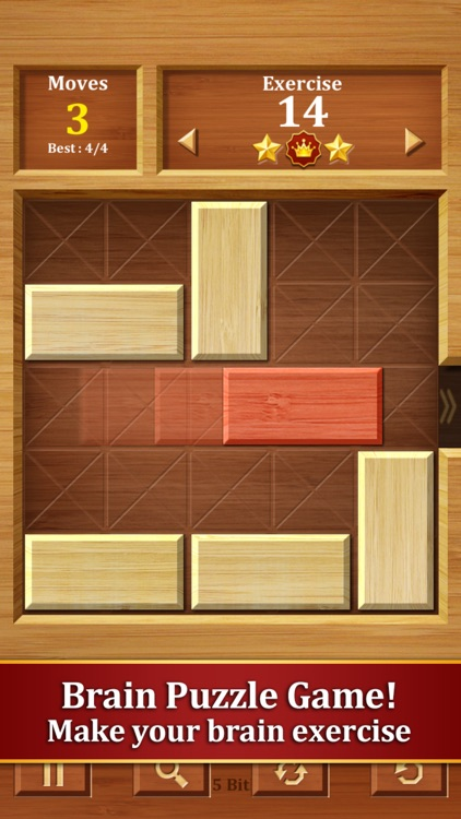 Move the Block : Slide Puzzle screenshot-0
