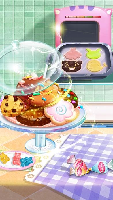 Cookie Bakery -Food Maker Game Screenshot on iOS