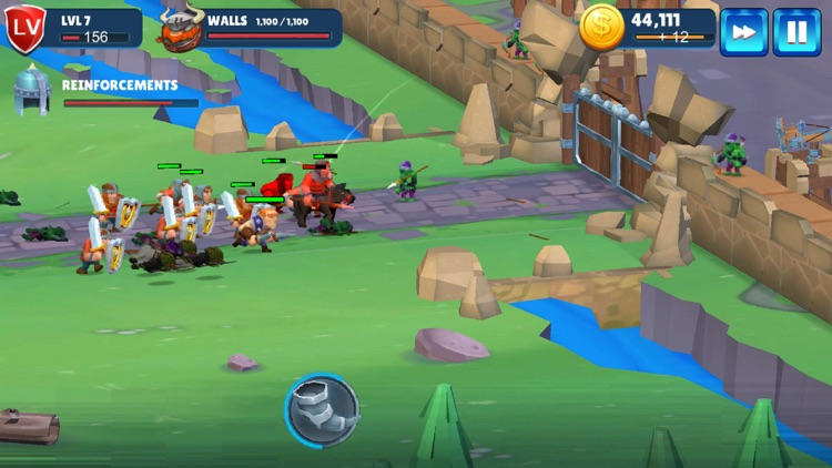 Kingdom Rise : Tower Defense screenshot-4
