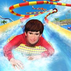 Activities of Water Crazy Fun Land In Summer
