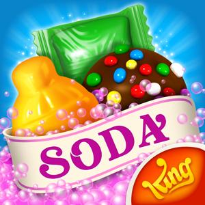 Candy Crush Soda Saga - Games app