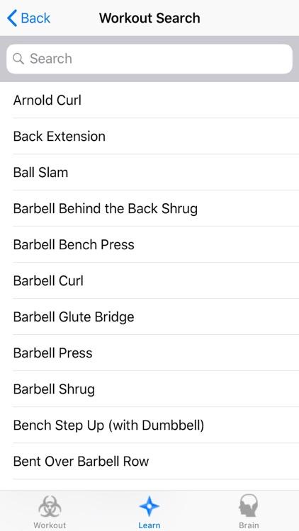 BSU Workouts screenshot-6