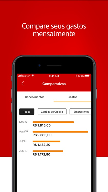 Banco Santander Brasil screenshot-5