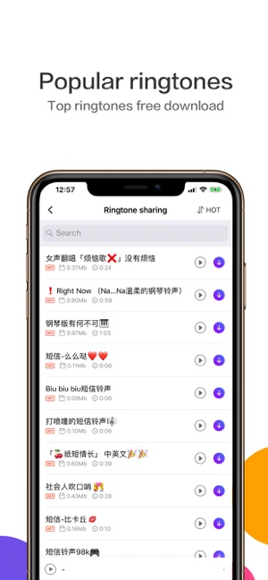 Ringtones Maker - the ring app on the App Store