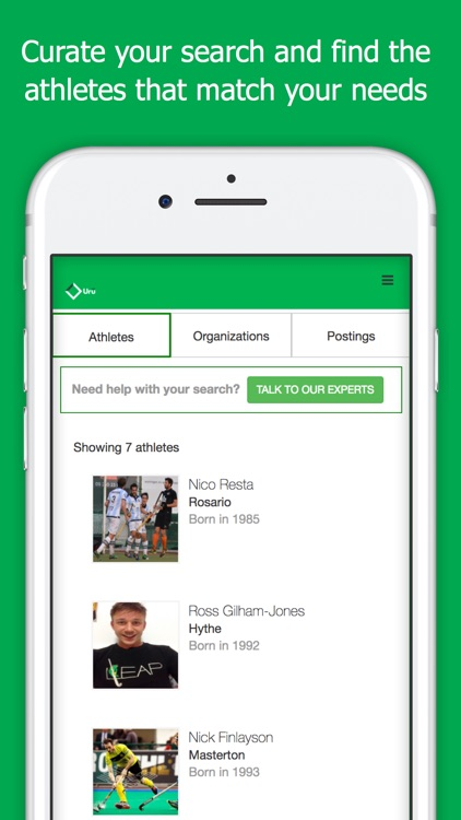 Uru Sports screenshot-4