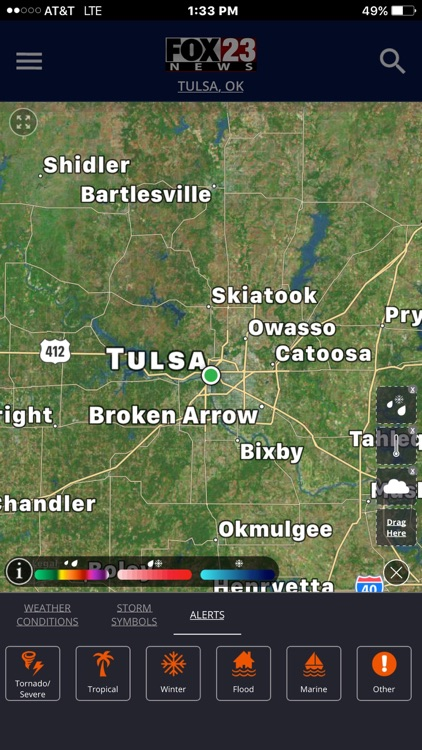 FOX23 Weather screenshot-4