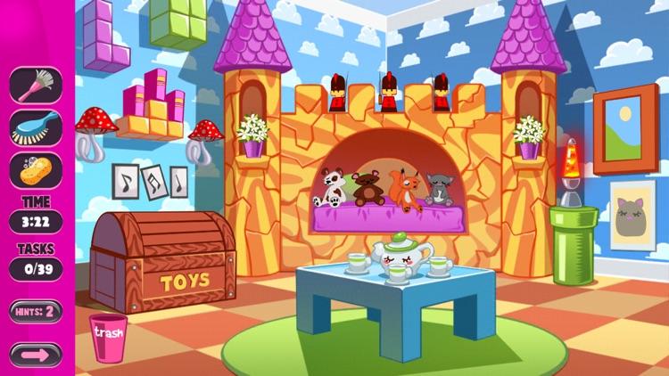 Sweet Baby Girl Cleanup House screenshot-9