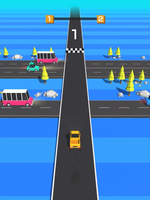 Traffic Run! screenshot 7