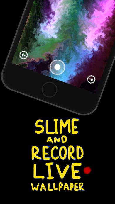 Live Wallpaper + Slime & Fluid Screenshot