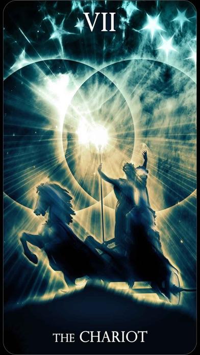 Healing Light Tarotのおすすめ画像2