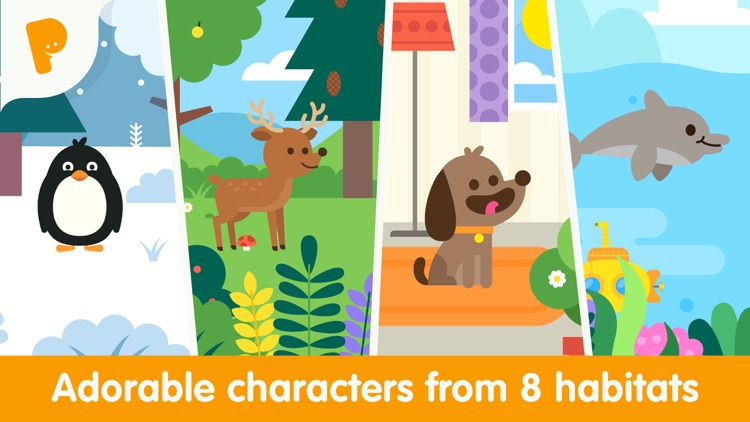 Learn Animal Sounds for Kids