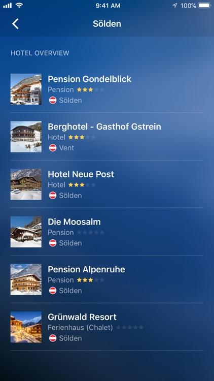 Snow Report Ski App screenshot-4