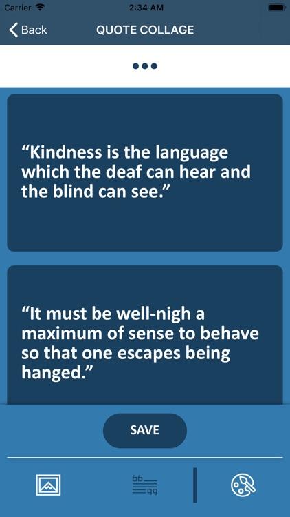 Mark Twain Wisdom screenshot-4