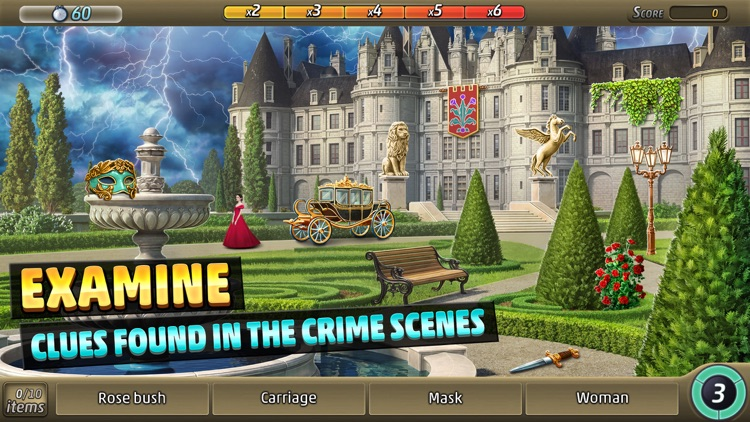 Criminal Case: Travel in Time