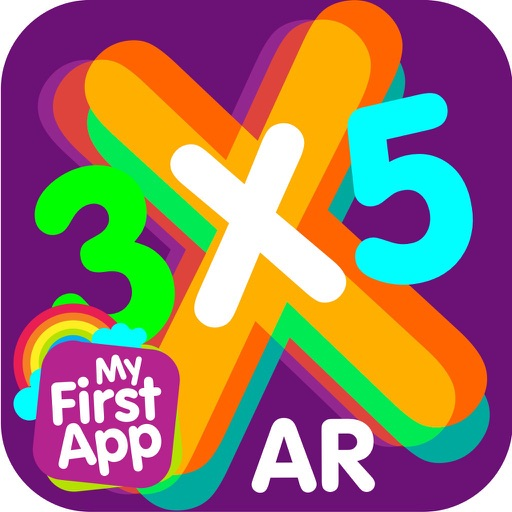 Multiplication table - AR game
