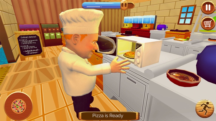 My Chef Cooking Games: Tycoon