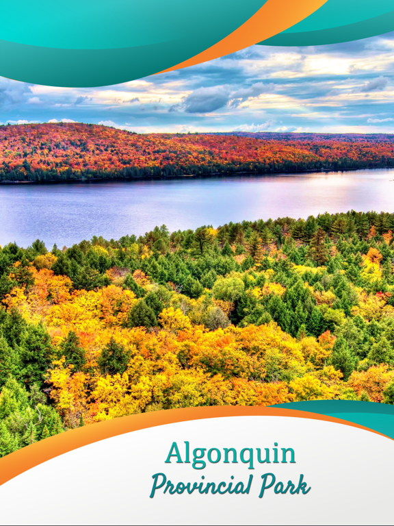Algonquin Provincial Park screenshot 6