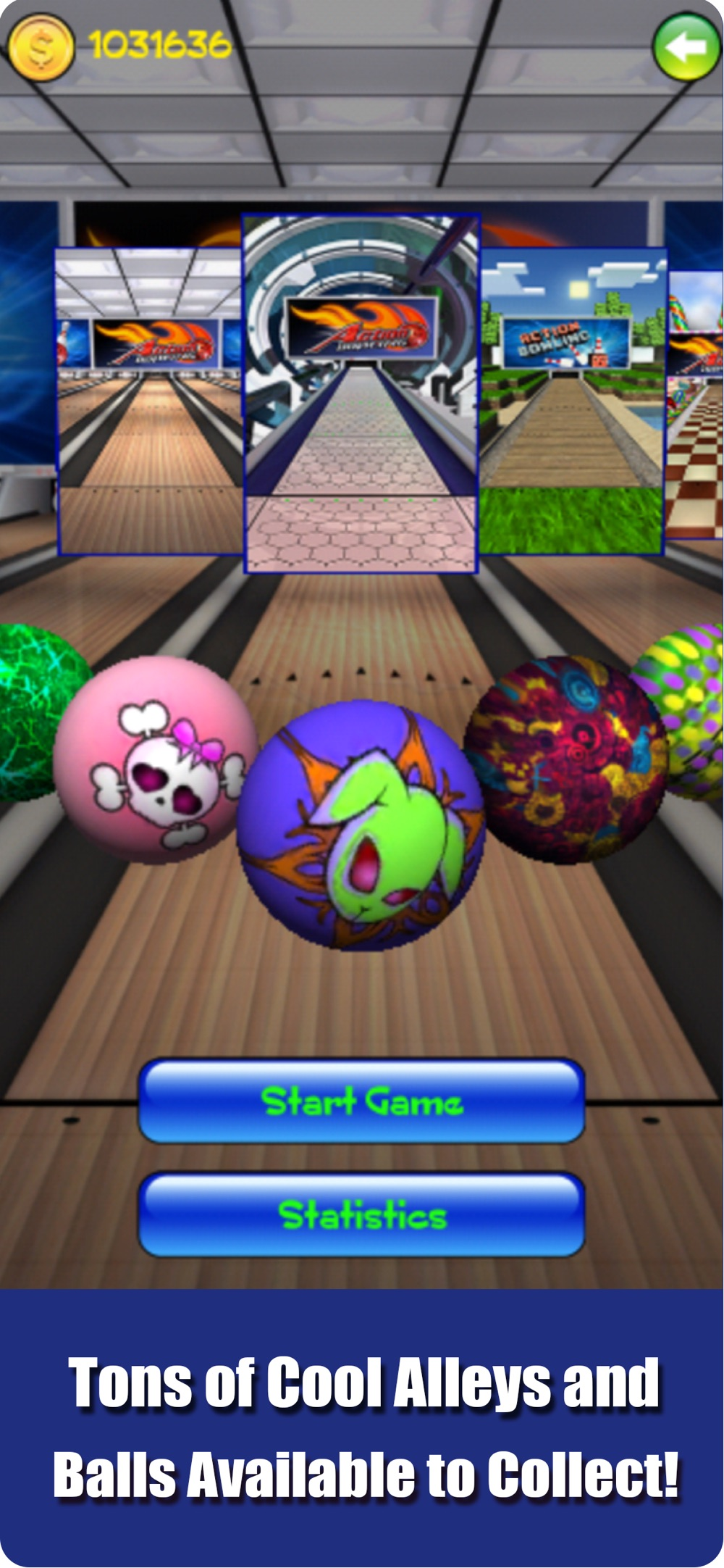 Action Bowling - The Sequel hack tool