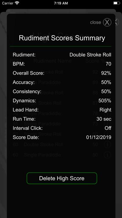 Drummer ITP - Metronome App screenshot-5