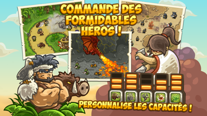 Screenshot #3 pour Kingdom Rush Frontiers