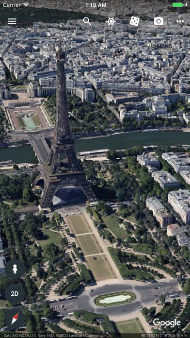 Télécharger Google Earth pour Pc