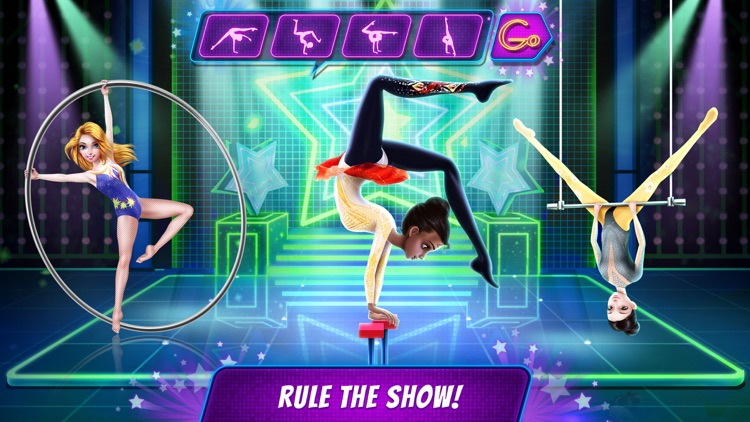 Acrobat Star Show screenshot-0