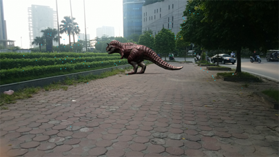 Dinosaur 3D AR screenshot 15