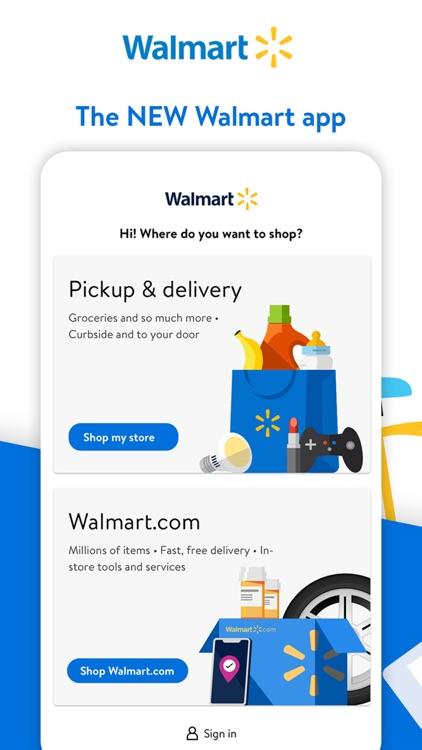 Walmart - shopping & grocery screenshot-7