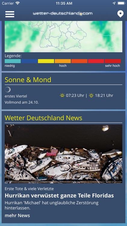 wetter DE PRO screenshot-5