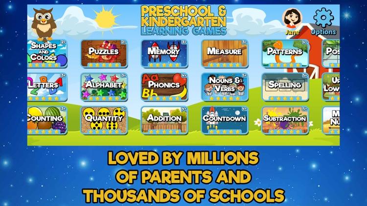 Preschool & Kindergarten (SE) screenshot-3