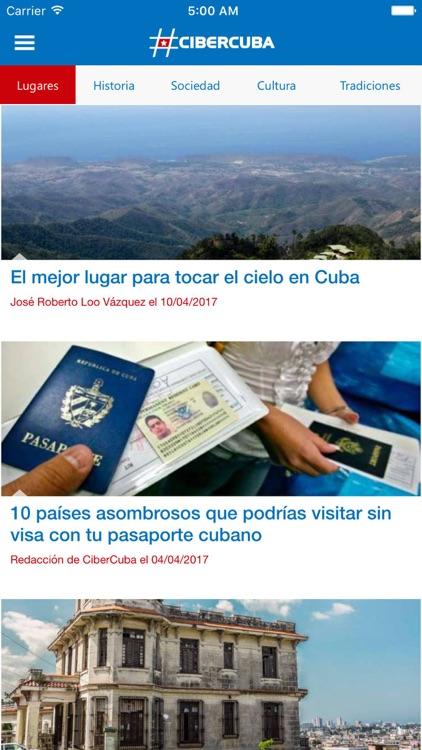 CiberCuba - Noticias de Cuba