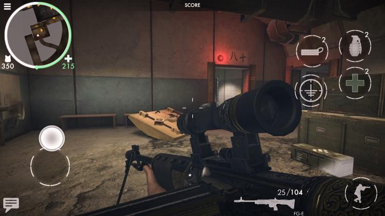 World War Heroes: WW2 FPS screenshot-4