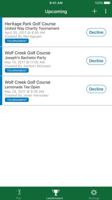 Garmin Golf screenshot 2