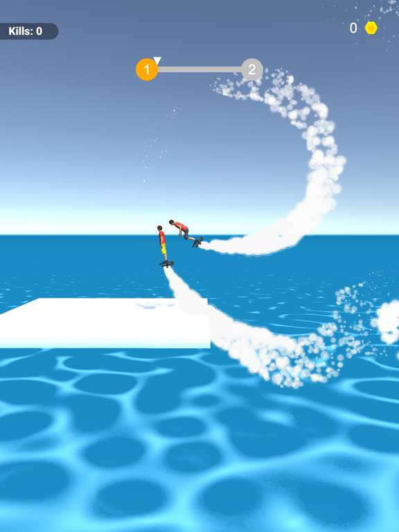 Flyboard 3D screenshot 5